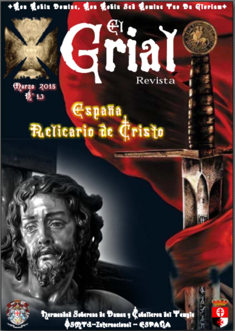 El Grial Nº13, Marzo 2018